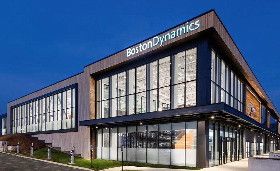 Bergmeyer and JC&A Complete Boston Dynamics New Corporate Headquarters and Lab Facilities