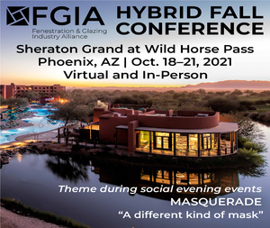 Registration now open for FGIA 2021 Hybrid Fall Conference