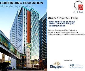 Webinar: Designing for FIRE (On-Demand)