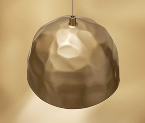 A New Pendant Light by Foscarini with Tactile Details