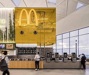 McDonald's, Reinvented: New Flagships Designed by Landini Associates, from Australia to Brazil