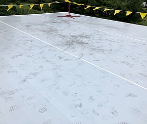 Versico Roofing Systems: VersiFlex™ PVC and KEE HP membranes with APEEL™ Protective Film