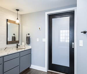 AD Systems Introduces New Sliding Barn Door System, SuiteSlide™