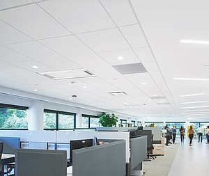 VidaShield UV24™ In-Ceiling Air Purification System