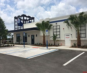 The World's Largest White Castle Built to Handle Hurricane Force Winds