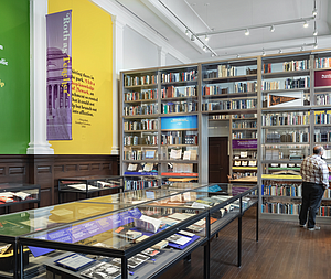 The Newark Public Library' Opens Philip Roth Room