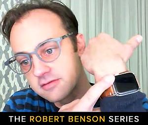 Futurist Parke Rhoads' Vision of Living Post-Pandemic | the Robert Benson Interview Series