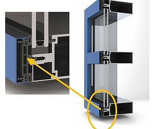 Gamco Corporation Introduces Enhanced Curtain Wall System