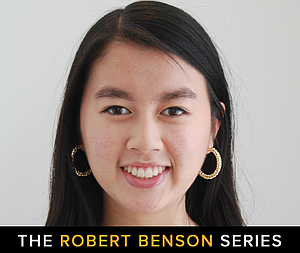 Fashion Design Student Ren Habiby's Perspective on Post-Pandemic Life | the Robert Benson Interview Series