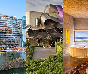 These Spectacular Design Hotels Are Architectural Marvels