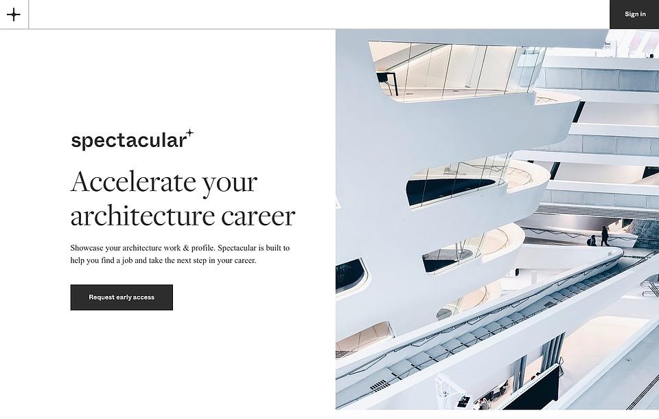 Online Career Platform for Architects