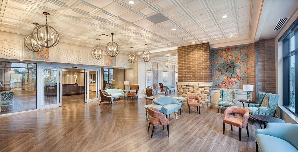 Case Study: Adding A Touch of Home to The Center for Advanced Healthcare at Brownwood
