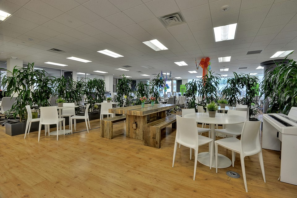 Maydan Architects Tasked with Houzz Headquarters Remodel