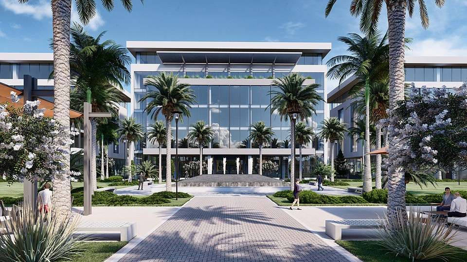 Avison Young Awarded 750,000 Sf Office Leasing Assignment At GL Commercial's Newly Proposed Mixed-use Lifestyle Project