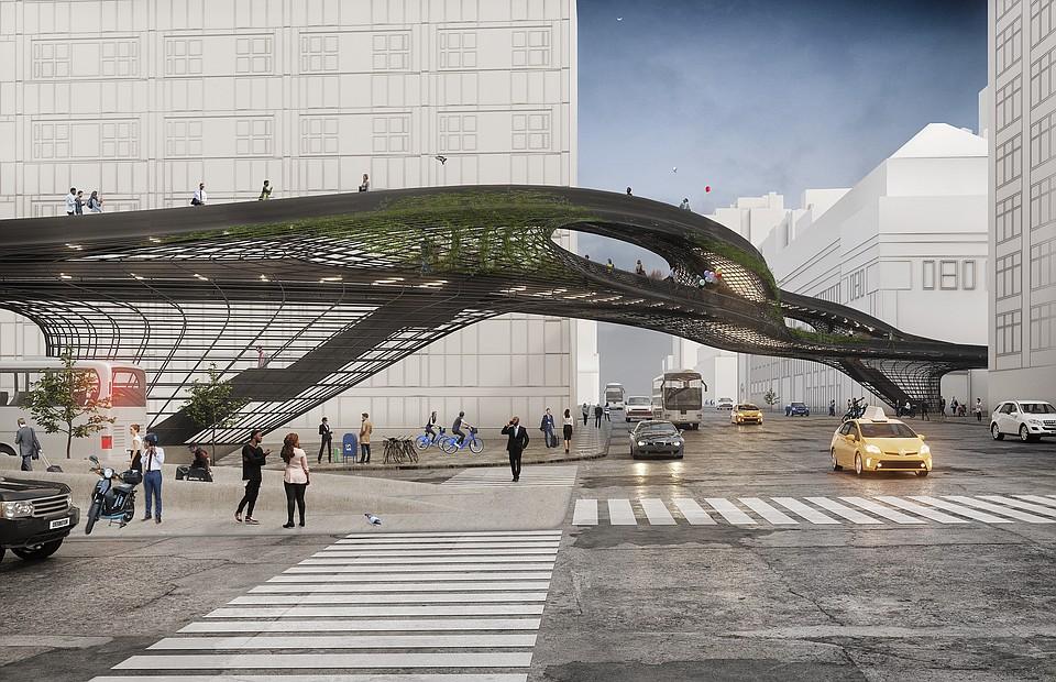DXA Studio to Exhibit the Midtown Viaduct During Venice Architecture Biennale 2021