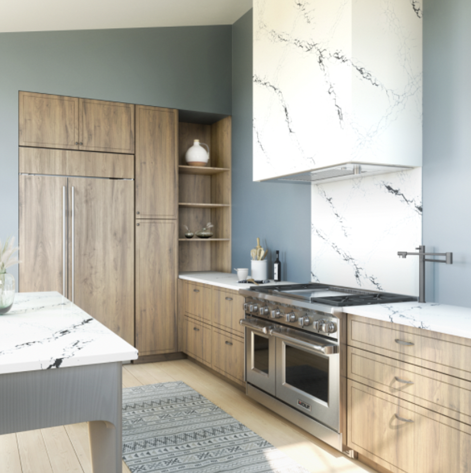 Four New Designs and One Groundbreaking Finish from Cambria's Latest Launch
