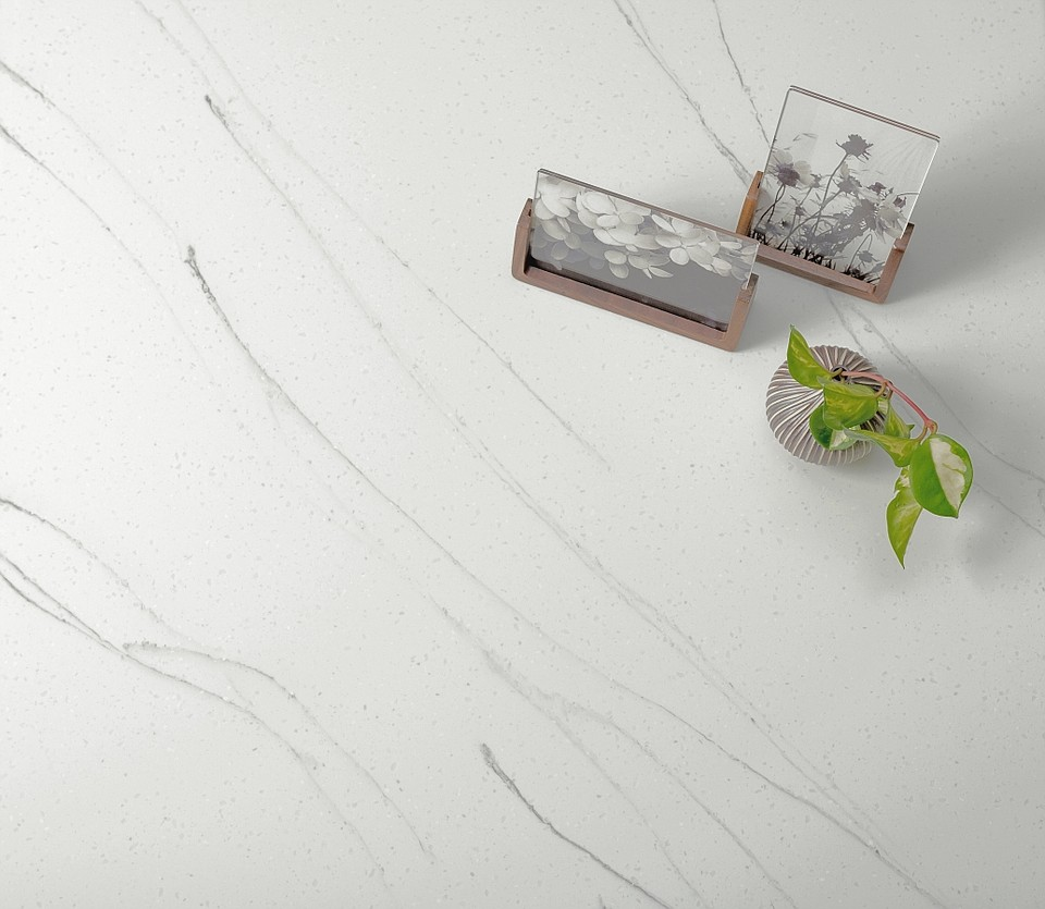Wilsonart®️ Solid Surface Collection Blurs the Line Between Natural and Man-made with New Realistic Marble Looks