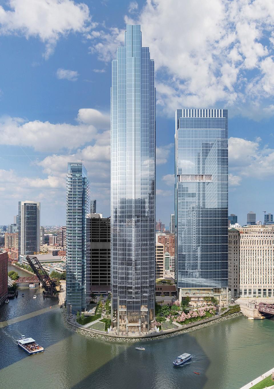 Salesforce Tower - Chicago