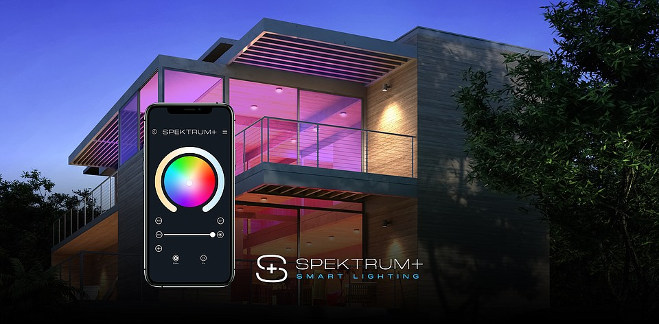 American Lighting Introduces The State-of-the-art Spektrum+ Product Line, The Latest In Whole Home Smart Lighting