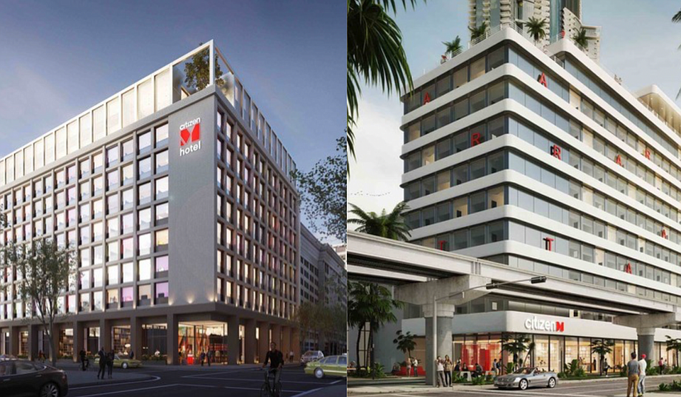 citizenM Doubles U.S. Presence with Five New Hotel Openings