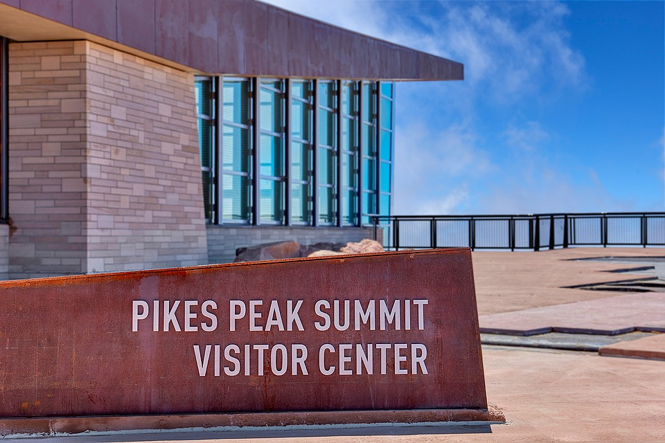 Construction Complete on Colorado's Most Visited Tourist Center