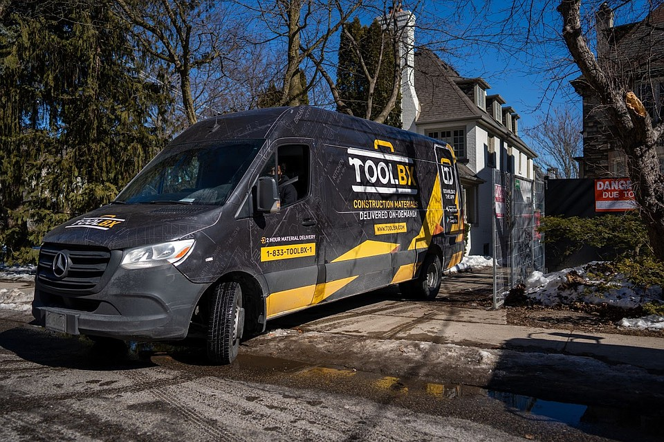 Construction Material Procurement Platform TOOLBX Offers Same Day Delivery with Onfleet
