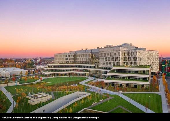 With Structures by Buro Happold, Behnisch Architekten-Designed Harvard Science and Engineering Complex Redefines Scientific Scholarship
