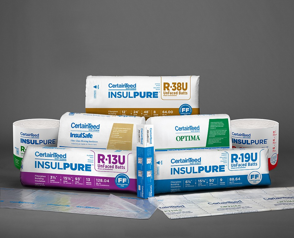CertainTeed Releases InsulPure – The Latest Advancement in Insulation