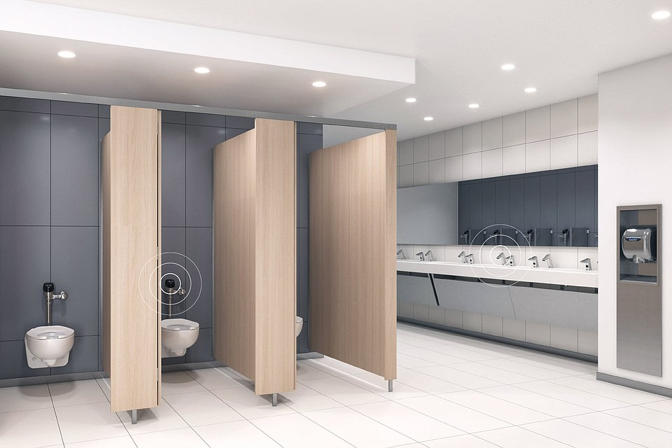 Sloan Expands Connected Product Offering to Include G2® and ECOS® Flushometers