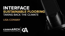 Climate Take Back + Sustainability with Interface's Lisa Conway